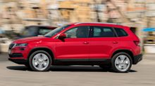 Skoda Karoq first drive: bland, but brilliant to drive