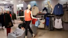 McDonald faces tough task to look good in M&S fashion