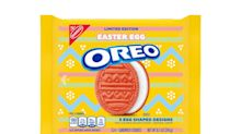 Pink Easter Egg Oreos Are Debuting in February and We Are Ready