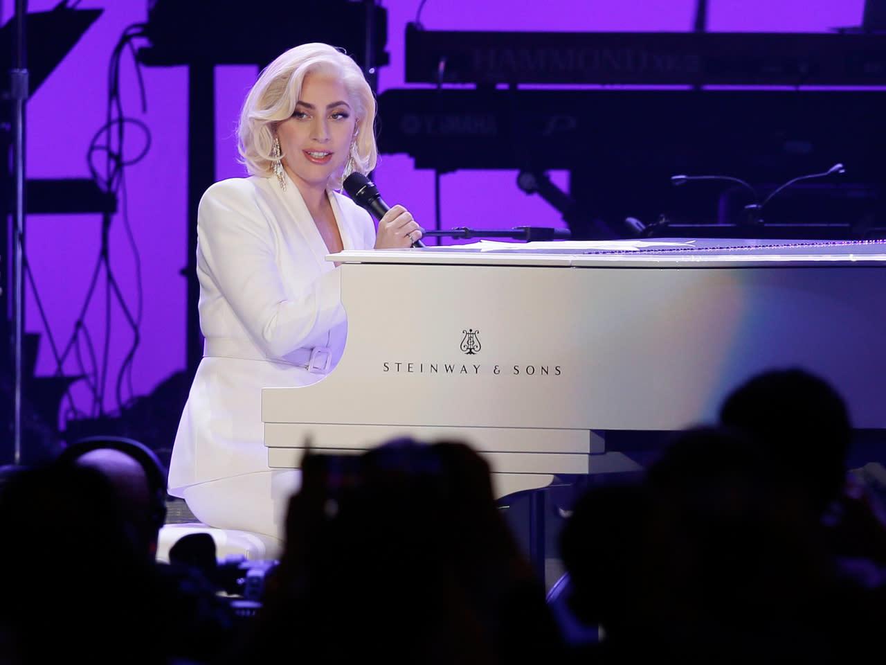 Lady Gaga Konzert