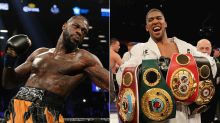 Wilder agrees to heavyweight showdown with Joshua