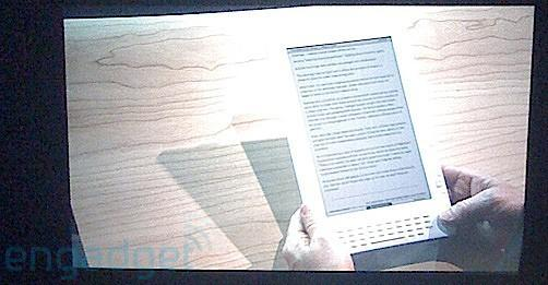 Amazon Kindle DX to feature 9.7-inch display? Update: Pictures!
