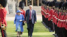 Noch vor dem Besuch bei der Queen: Trump verstößt gegen die royale Etikette