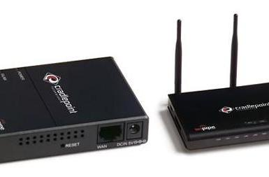 CradlePoint bringing WiMAX to existing fleet of portable routers
