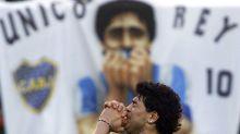 Omaggio a Maradona: intitolata una strada a Napoli