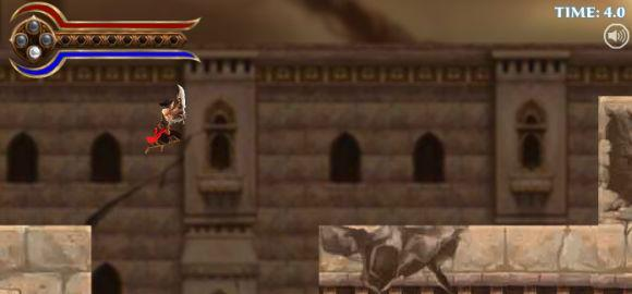 Prince of Persia Flash game is better than you think