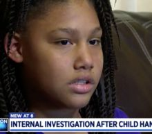 Police hold 11-year-old girl at gunpoint and handcuff her