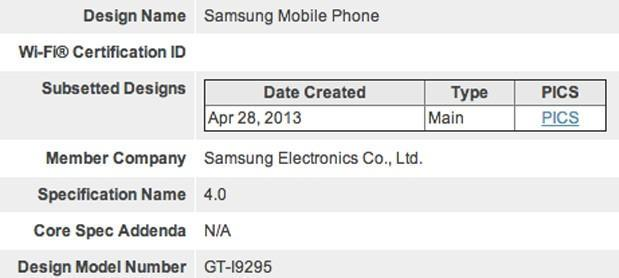 Samsung's rumored dust and waterproof Galaxy S 4 Active shows up in Bluetooth certification