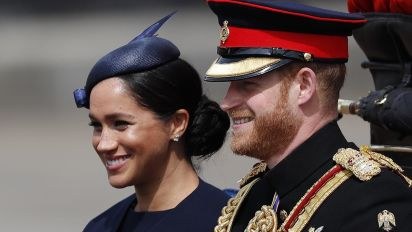 Harry, Meghan to set up their own charity
