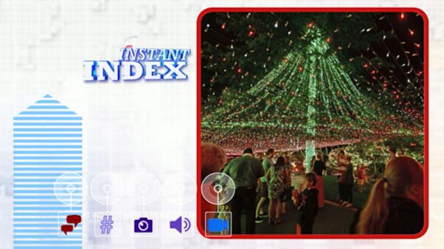 Instant Index: Christmas Lights Display Wins World Record