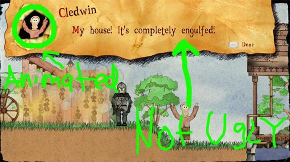 Dialogue font in Clover PC no longer 'a hideous affront to humans with eyes'