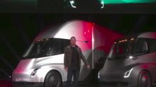 Tesla lands huge semi-truck order from UPS
