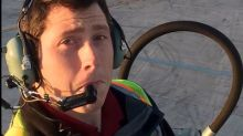 Suspected Seattle airplane thief was adventurer, bakery owner
