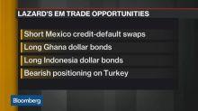 Lazard Picks Through Ashes of Emerging-Market Rout