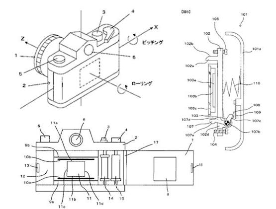 Nikon patents digital sensor back for old-school 35mm film cameras