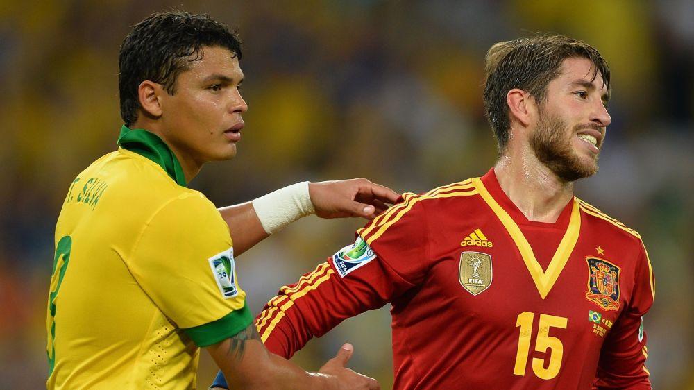 Brésil, Tite explique pourquoi il a rappelé Thiago Silva
