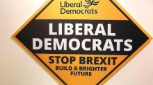 Lib Dems Hang '10 Days To Stop Brexit Clocks' In Party HQ