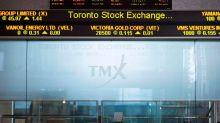 TSX slumps despite pot stocks soaring toward legalization