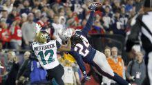 AFC championship: Stephon Gilmore overcomes early season doubts to make huge play