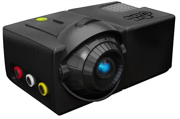 $100 EyeClops Mini Projector announced for untatered tots