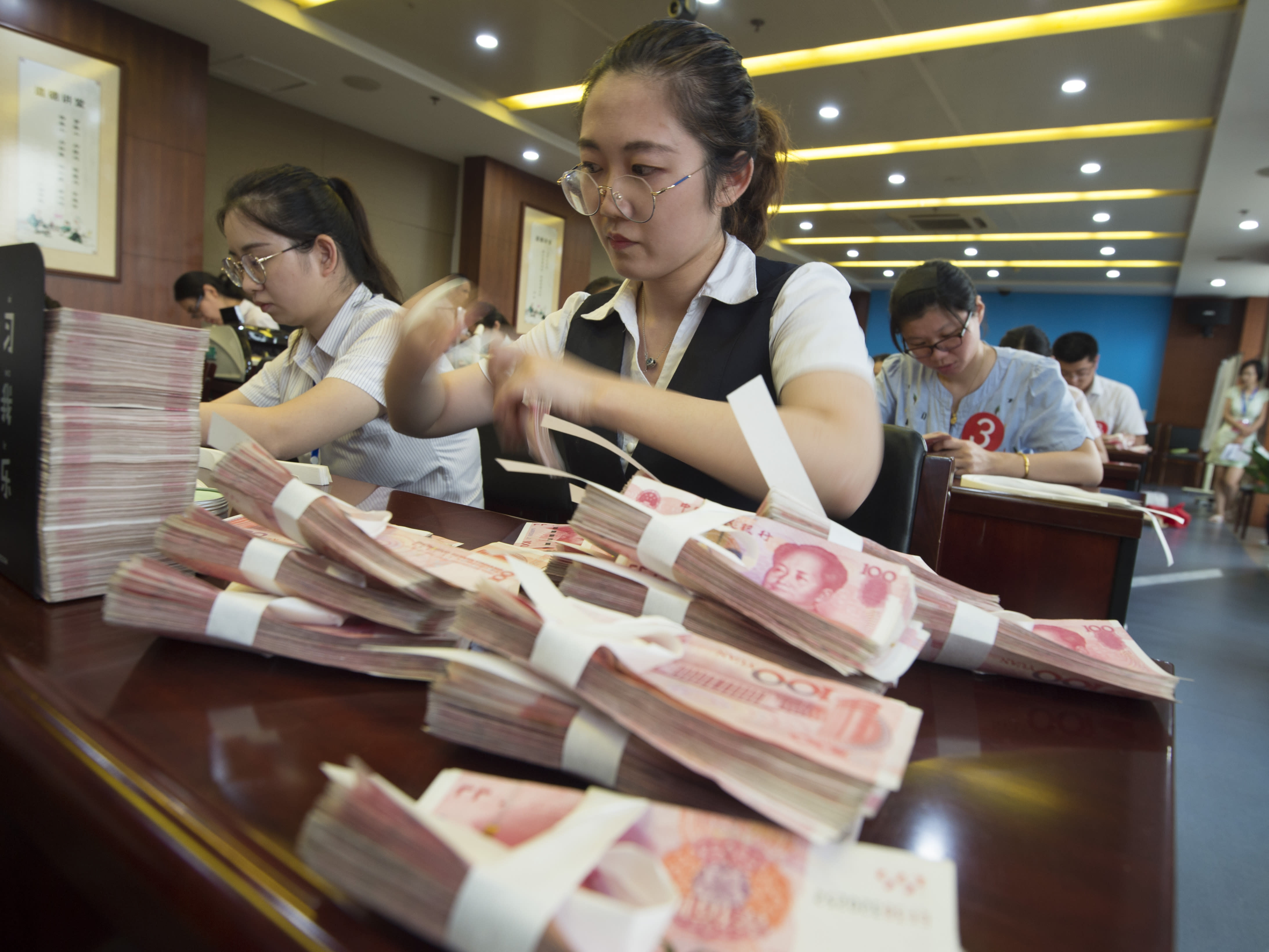 China is destroying cash in a bid to stem the spread of coronavirus