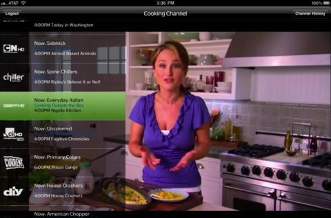 Bright House TV app brings rebranded Time Warner Cable TV to the iPad