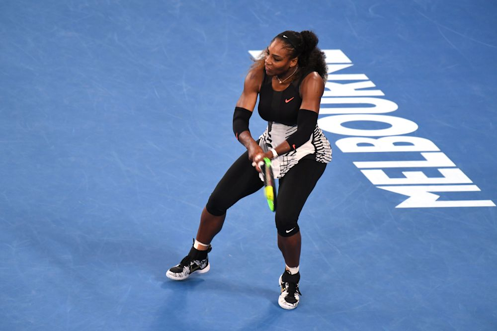 Serena Williams Slams Ilie Nastase Over 'Racist' and 'Sexist' Comments