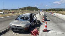 Sieben Tote bei Unfall in Griechenland - wohl Migranten