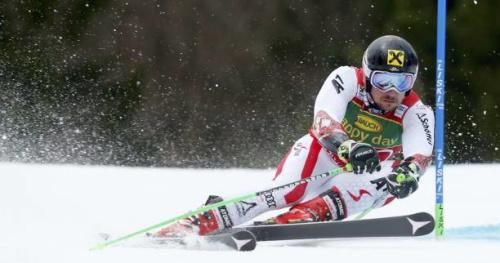 Ski alpin - CM (H) - Slalom géant d'Aspen : Marcel Hirscher s'impose, Mathieu Faivre troisième