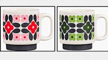 Orla Kiely's popular £10 mugs are back in stock at John Lewis