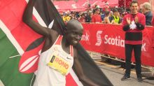 Kenya's Philemon Rono sets new record at Toronto Waterfront Marathon