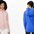 People are obsessed with this Lululemon sweatshirt—and it's on sale right now
