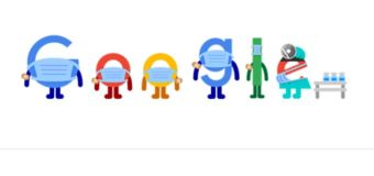 Google Doodle Encourages People to Get Vaccinated, Wear Face Masks to Protect Against Covid-19