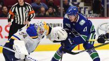 Patrick Johnston: Canucks face big challenge no matter who Blues put in goal