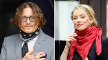 Johnny Depp libel trial: Actor insists he 'couldn't have punched' Amber Heard because he 'was wearing  a finger cast'