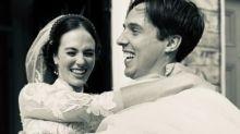 Downton Abbey star Jessica Brown Findlay marries Ziggy Heath in surprise wedding