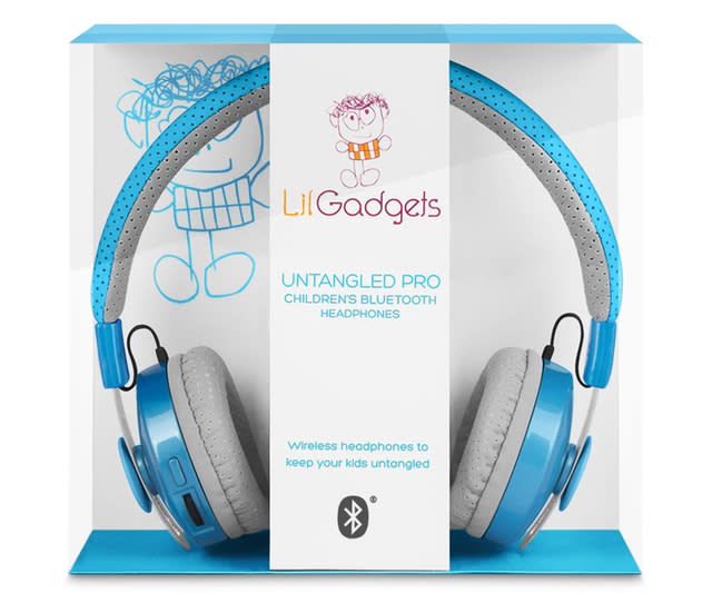 Lilgadgets Untangled Pro Wireless Bluetooth Headphones Are A Great Option For Careful Kids Engadget