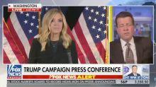 """La FOX corta en directo a una portavoz de Trump: """"No puedo seguir mostrando eso"""""""