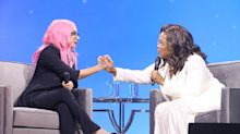 Lady Gaga Reveals to Oprah: 'I Developed PTSD as a Result of Being Raped'