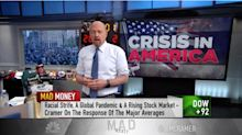 'Is the market totally heartless?' CNBC's Jim Cramer says: 'Nobody is investing to make the world a better place'