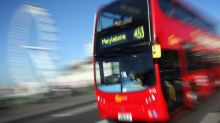 McDonald's Billboards Among Targets of London Travel Ad Ban