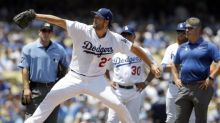 Clayton Kershaw reportedly out 4-to-6 weeks with back injury
