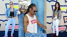 Snoop Dogg feels like a 'superhero' in Levi's: Hailey Bieber, EmRata and more party at Levi's Coachella bash