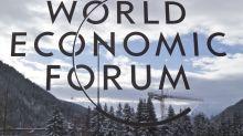 Cisco's CEO talks tech in Davos