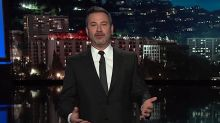 Jimmy Kimmel has a theory about why Trump picked Mike Pence to lead America's coronavirus effort
