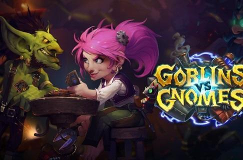 Hearthstone expansion Goblins vs Gnomes concocts December release date