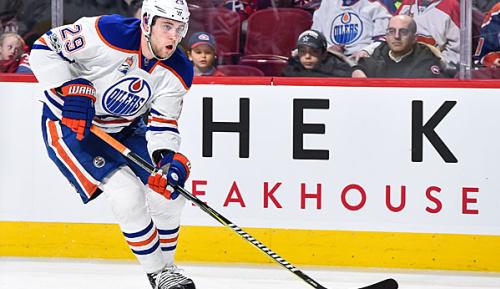 NHL: Draisaitl schießt Oilers zum Sieg gegen Holzers Ducks
