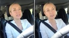 Australian politician in hot water after filming herself while driving