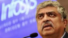 Infosys stable and on verge of something momentous: Nandan Nilekani