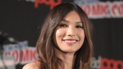 Gemma Chan shows off drastic Captain Marvel makeover